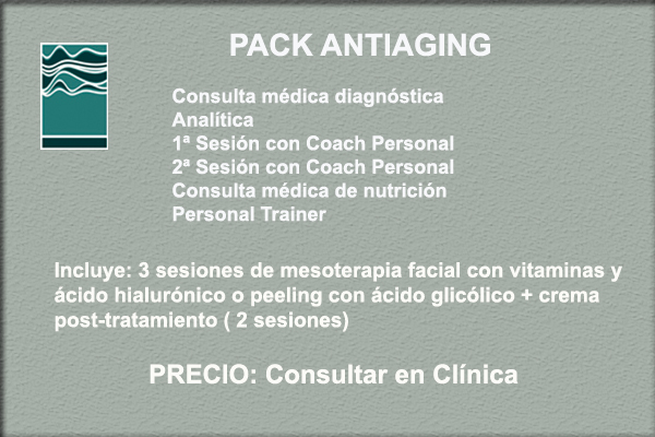 Pack Antiaging 4